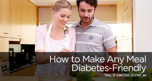 How to Make Any Meal Diabetes-Friendly